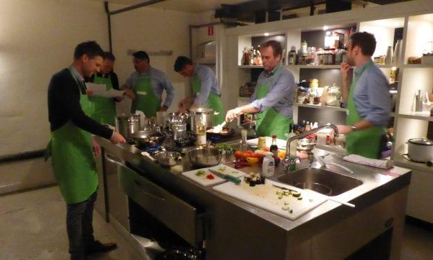 Agile Cooking workshop met De Mandemakers Groep