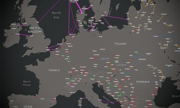 ENTSO-E: Projectmanagement voor samenvoeging van netwerkmodellen