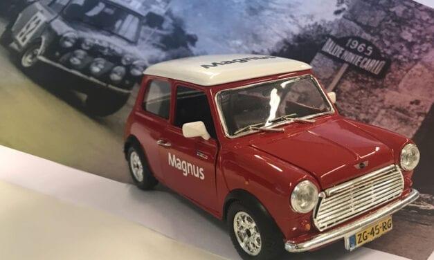 Het verhaal achter de Magnus Mini