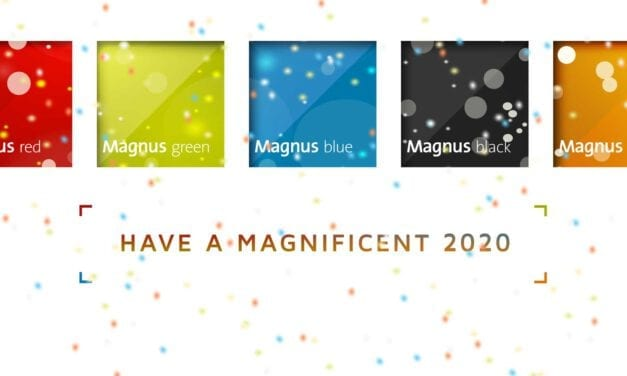 Have a Magnificent 2020!