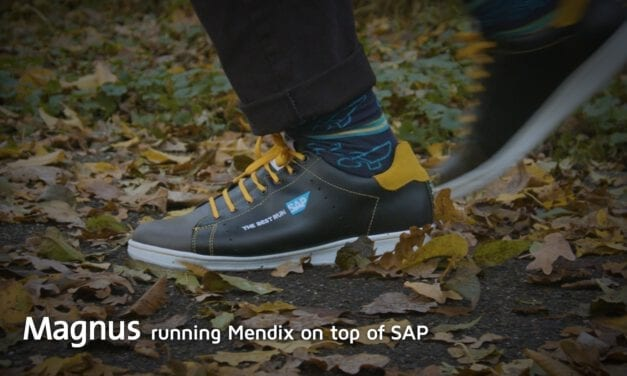 Running Mendix on top of SAP