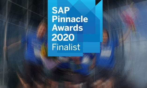 Magnus Blue finalist bij SAP® Pinnacle Awards 2020