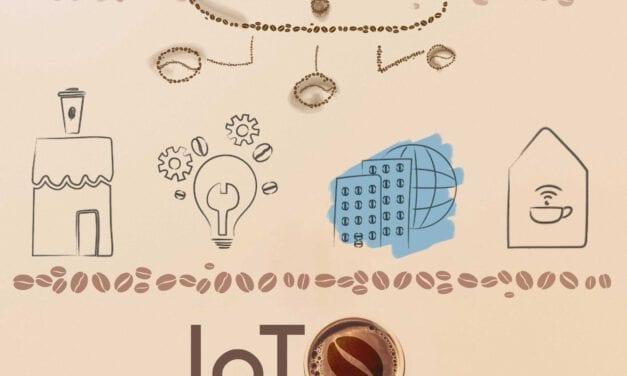 De rol van Internet of Things – In gesprek met Wesley Geurts over IoT voor de zakelijke koffiemarkt